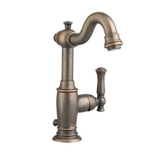 American Standard Quentin Single Hole Bathroom Faucet 7440.101.224 Oil Rubbed Bronze