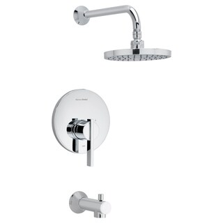 American Standard Berwick Bath Shower Faucet Trim Kit T430.502.002 Polished Chrome
