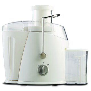 Brentwood JC-452W White Juice Extractor