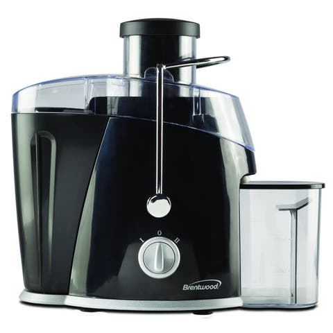Brentwood JC-452B Black Juice Extractor