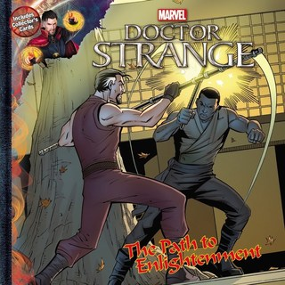 Marvel's Doctor Strange Storybook With Add-on (Paperback)