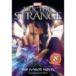 Marvel's Doctor Strange Junior Novel (Paperback)