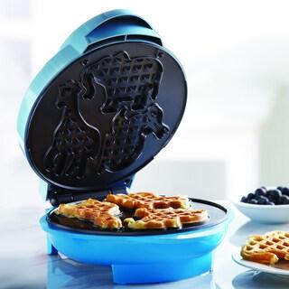 Brentwood Animal shape waffle maker