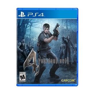 RESIDENT EVIL 4 HD (DATES TBD) - PS4