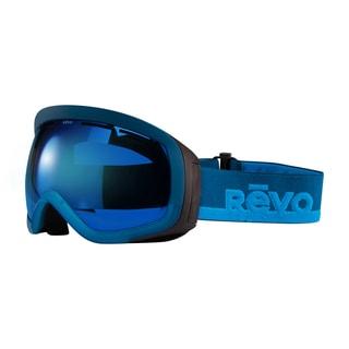 Revo Capsule 05 PBL Blue Plastic Sport Snow Goggles