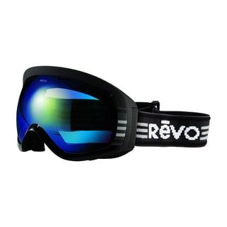 Revo Moog 01 PBL Black Plastic Sport Snow Goggles