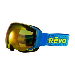 Revo Wordsmith 15 PGN Blue Green Plastic Sport Snow Goggles
