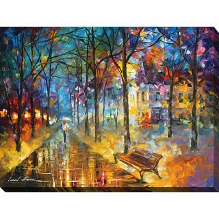 Leonid Afremov 'Colors Of My Past' Giclee Print Canvas Wall Art