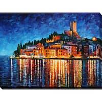 Leonid Afremov 'Italy, Verona' Giclee Print Canvas Wall Art