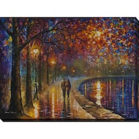Leonid Afremov 'Spirit By The Lake' Giclee Print Canvas Wall Art