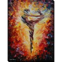 Leonid Afremov 'Ballet' Giclee Print Canvas Wall Art