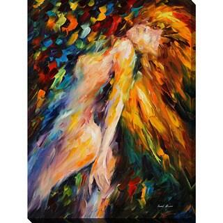 Leonid Afremov 'Bias' Giclee Print Canvas Wall Art