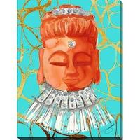 BY Jodi 'Namasta Here' Giclee Print Canvas Wall Art