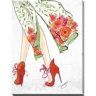 BY Jodi 'Spring In The Air' Giclee Print Canvas Wall Art