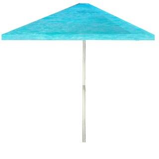 Best of Times Island Life 8-foot Patio Square Umbrella