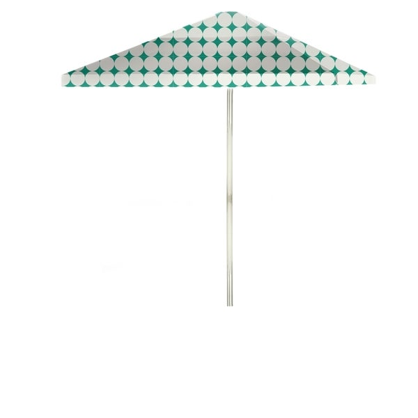 Attractive Best Of Times Diamonds U0026 Dots 8 Foot Patio Umbrella ...
