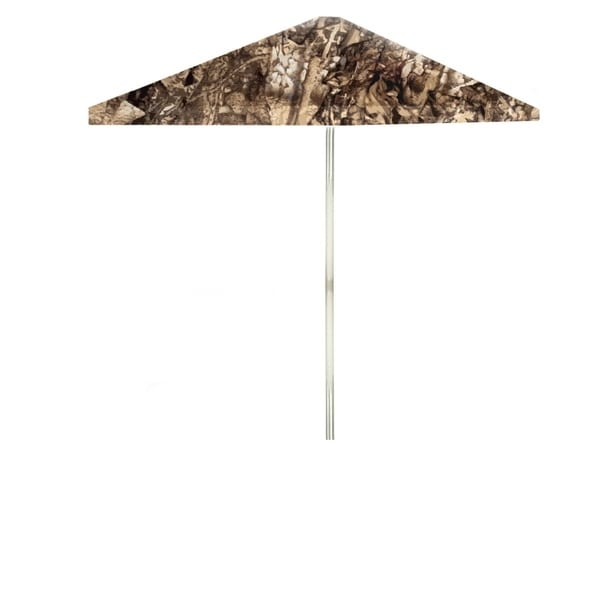 Best Of Times Camouflage 8 Foot Patio Square Umbrella