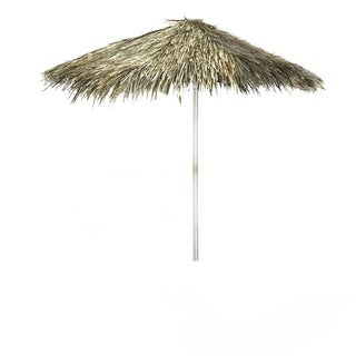 Best of Times Tiki Palapa 8-foot Patio Umbrella