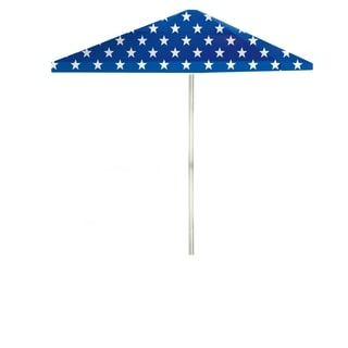 Best of Times Patriotic 8-foot Patio Umbrella