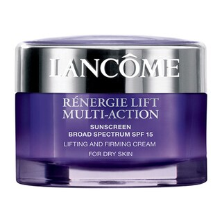 Lancome Renergie Lift Multi Action 1.7-ounce Firming Cream SPF15 for Dry Skin