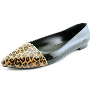 Cape Robbin Women's 'Belita' Black Synthetic Casual Shoes
