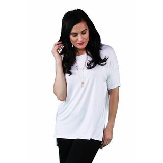 24/7 Comfort Apparel Women's Dolman Sleeve Tee