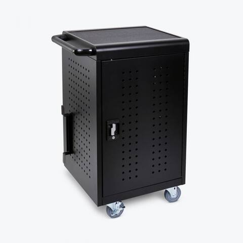 Luxor LLTM30-B-UPS 30 Tablet/ Chromebook Charging Station