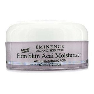 Eminence Organic 2-ounce Skincare Firm Skin Acai Moisturizer with Hyaluronic Acid