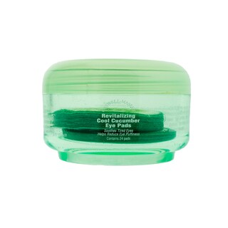 Caswell Massey Cucumber Eye Treatment Pads (Jar of 24)