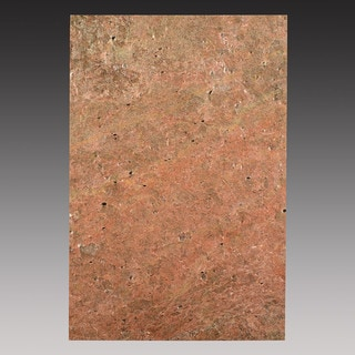 Peel and Stick Natural Stone 4.5 sq ft 6 x 9-inch Copper Backsplash Tiles