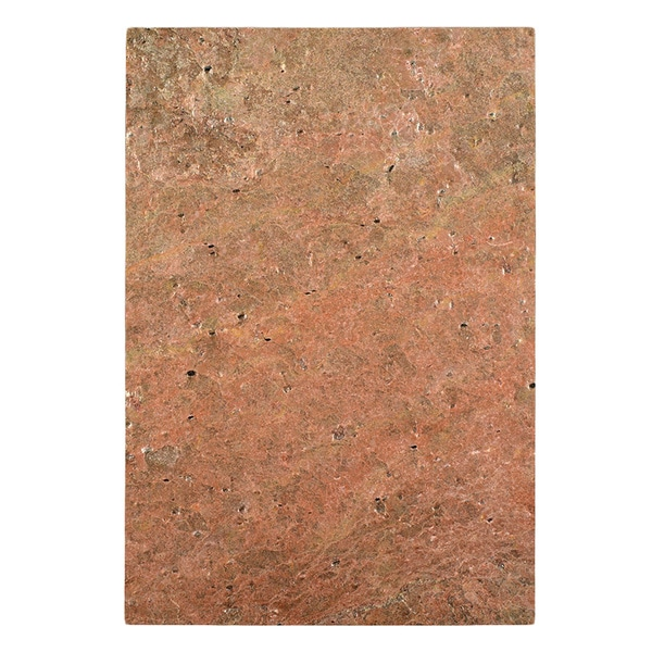Peel and stick natural stone 4 5 sq ft 6 x 9 inch copper for 10 x 9 square feet