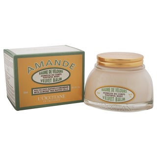 L'Occitane Almond Velvet Balm 7-ounce Body Cream