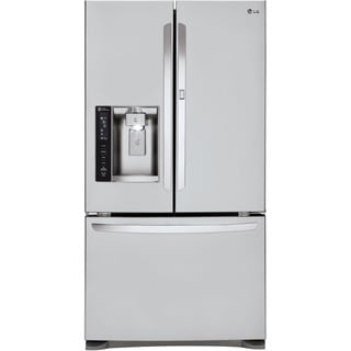 LG 24-cubic-foot 36-inch French Door Refrigerator