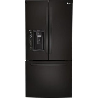LG 33-inch 24-cubic-foot French Door Refrigerator
