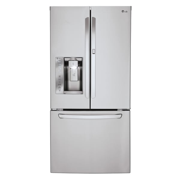 lg 620l french door refrigerator review