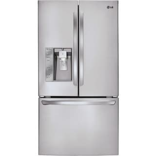 LG  26.6-cubic-foot 36-inch French Door Refrigerator (Stainless Steel)