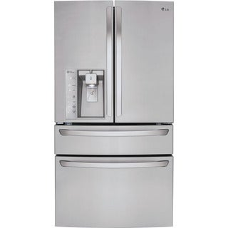 LG 36-inch Counter Depth French Door Refrigerator