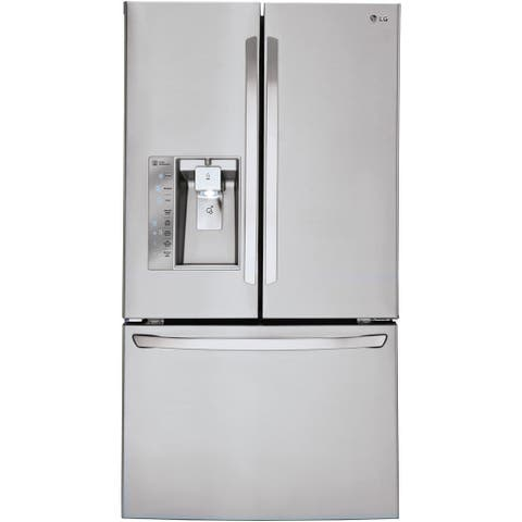 LG 36-inch 29.8-cubic-foot French Door Refrigerator