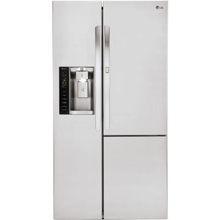 LG 26-cubic-foot 36-inch Side-by-Side Refrigerator
