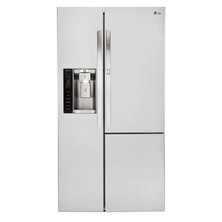 LG 36-inch 26-cubic-foot Side-by-Side Refrigerator
