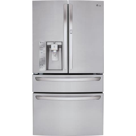 LG 36-inch French Door Refrigerator