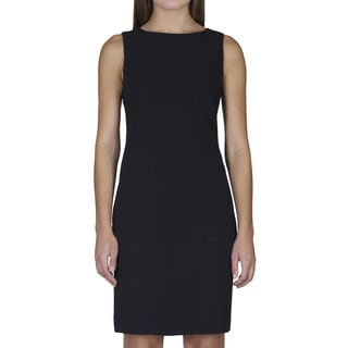 Robert Talbott Doubled Faced Sheath Dress