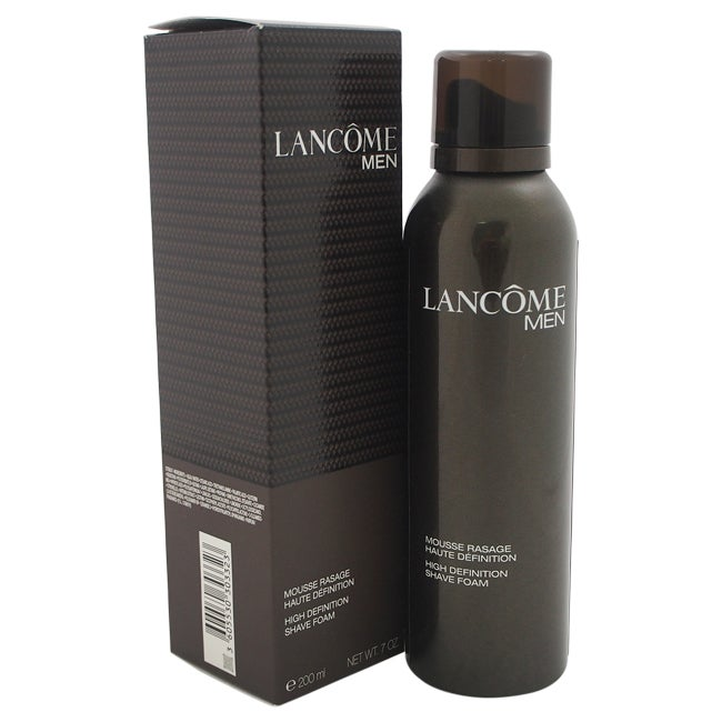 Lancome Men High Definition 7-ounce Shave Foam (Men High ...