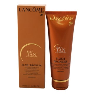 Lancome Flash Bronzer 4.2-ounce Self-Tanning Lotion