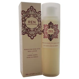 REN Moroccan Rose Otto 6.7-ounce Body Lotion|https://ak1.ostkcdn.com/images/products/11488179/P18441750.jpg?impolicy=medium