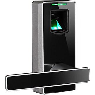uGuardian Biometric Fingerprint Black Door Lock
