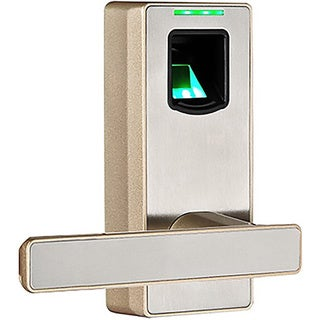 uGuardian Biometric Fingerprint Silver Door Lock