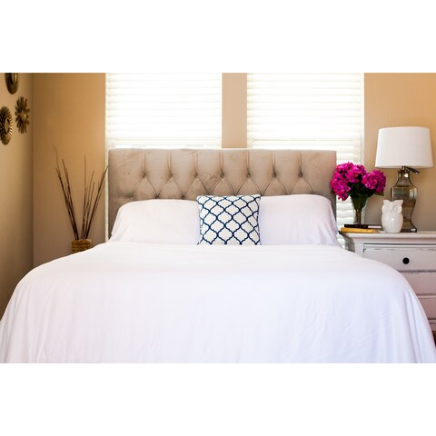 Cozy Earth White Viscose from Bamboo Duvet Cover