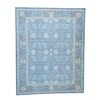 Willow Tree Design Peshawar Hand-knotted Oversize Rug (12' x 14'10)
