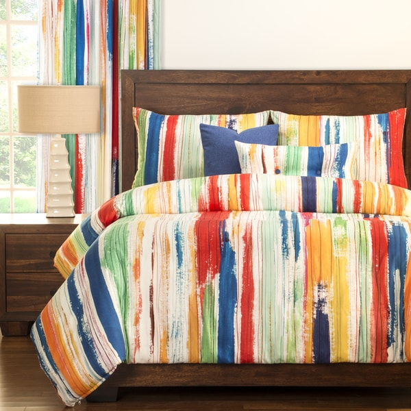 Siscovers Sketchy Stripe 6-piece Duvet Set